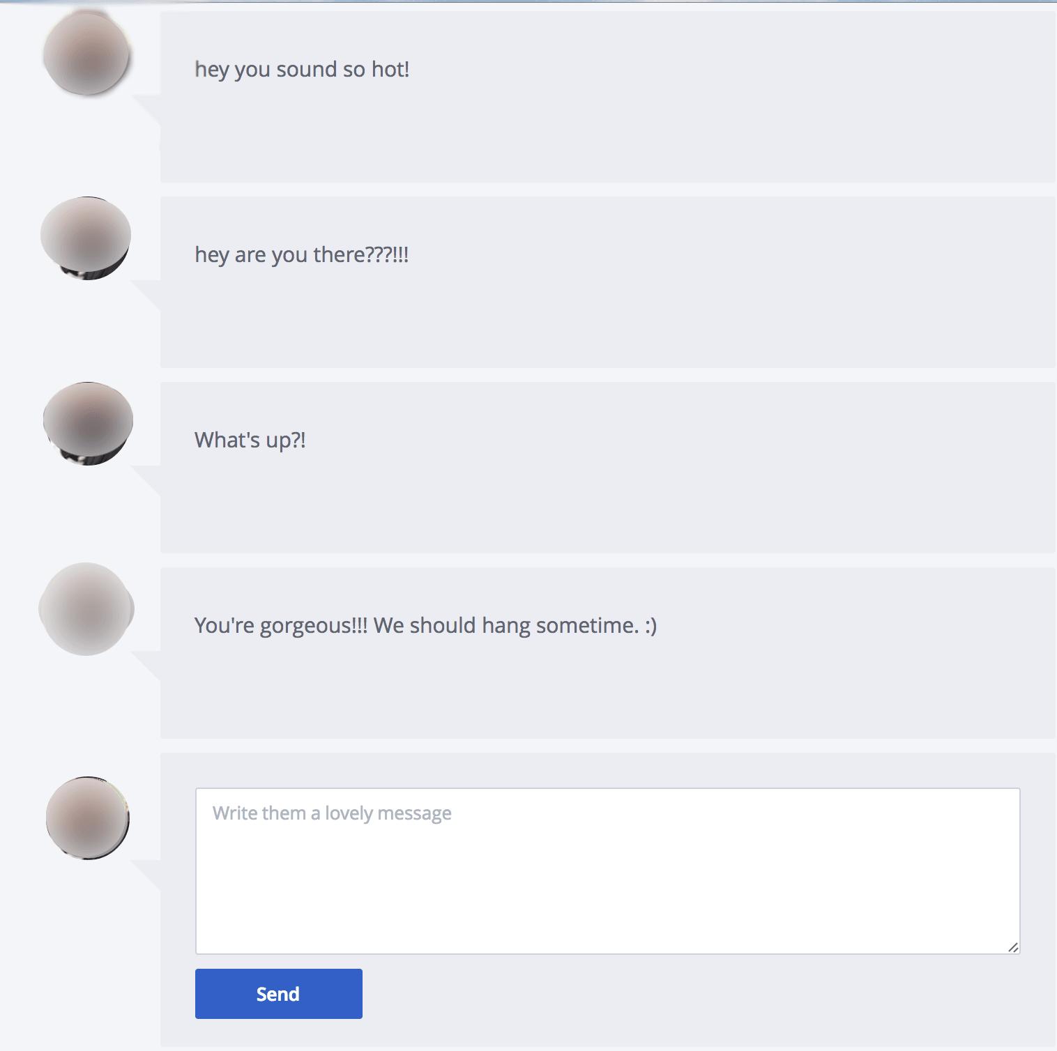 Sexy talk to my boyfriend