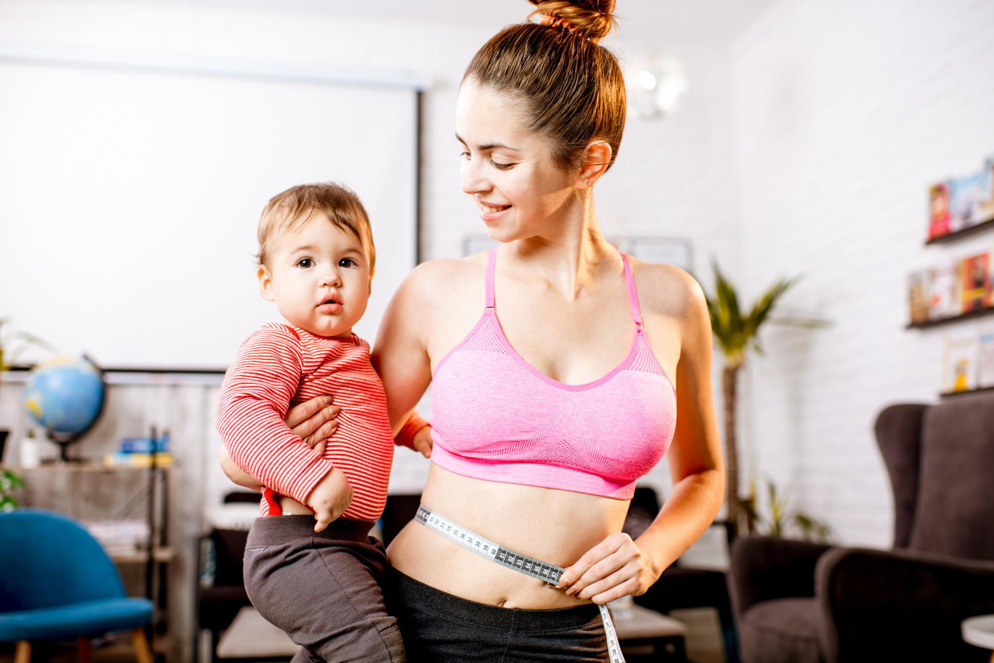 Не кормлю грудью вероятность похудеть